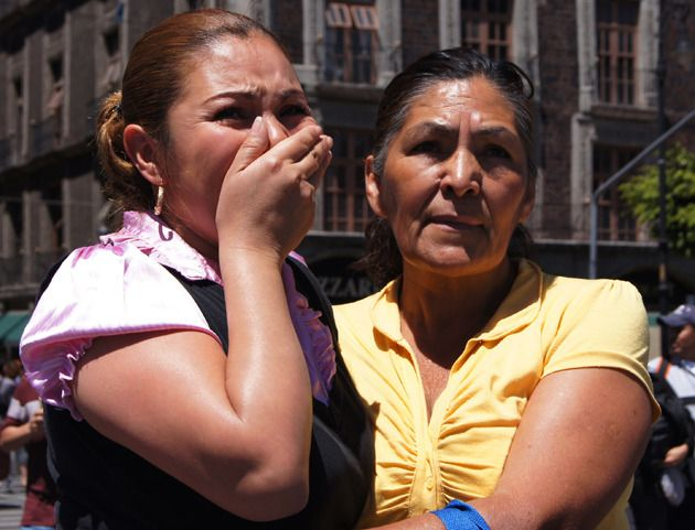 Stupeur et tremblements : hier un séisme de 7,6 sur l'échelle de Richter a frappé le Mexique faisant une dizaine de blessés