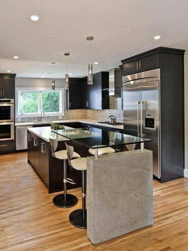 American Style Kitchens From Your Favorite Brands Or Designers Around The World Craftspost Modern Kitchen Plans Contemporary Kitchen Cabinets Minimalist Kitchen Design