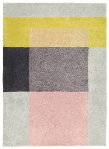 Scholten & Baijings Rug for Hay. It reminds me of the muted