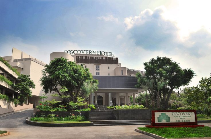 Welcome to Discovery Hotel & Convention Ancol Jakarta