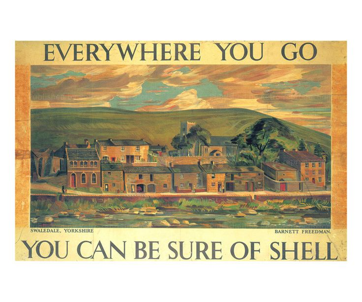 Shell - Everywhere You Go