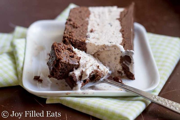 Low Sugar Ice Cream Cake Recipes: 41 Best Images About THM Ice Cream. :) On Pinterest