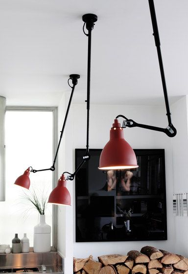 LAMPE GRAS - N°302 black by DCW éditions