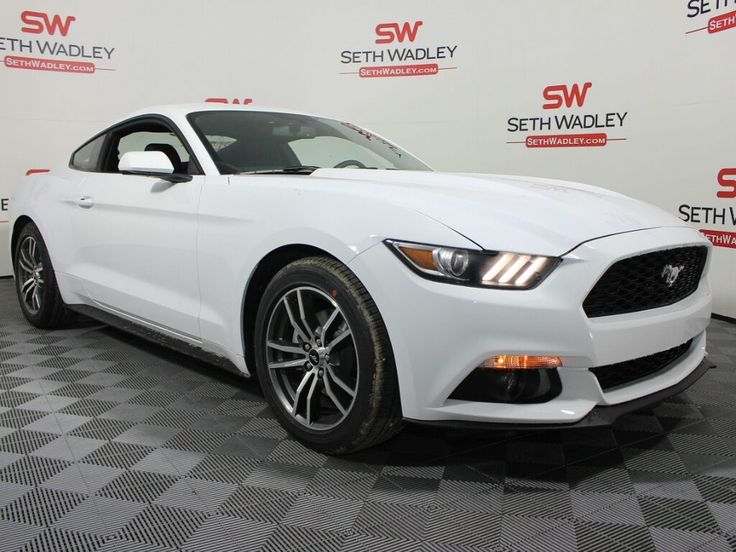 2016 Ford Mustang EcoBoost G5267672