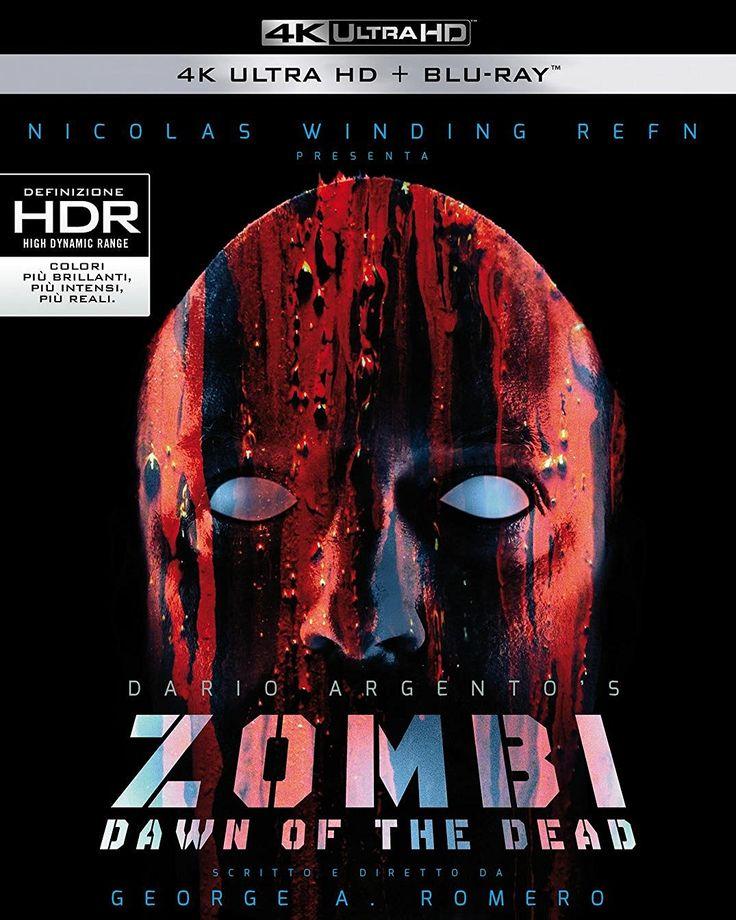 Zombi - Dawn Of The Dead Ltd Blu-Ray Ultra HD 4K+5 Blu-Ray: Amazon.it: David Emge, Ken Foree, Scott H. Reiniger, George A. Romero: Film e TV