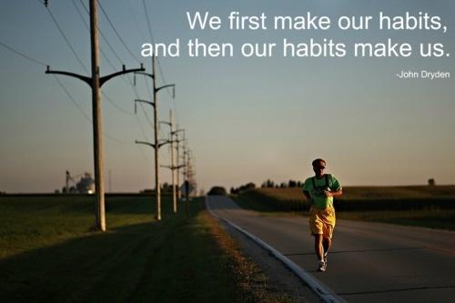 habitWords Of Wisdom, Gym Motivation, Fit Diet, Motivation Fit Quotes, Favorite Quotes, Fit Motivation, True Stories, Running Motivation, Habits