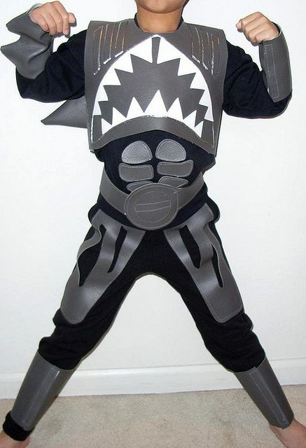 Shark Boy Halloween Costume
