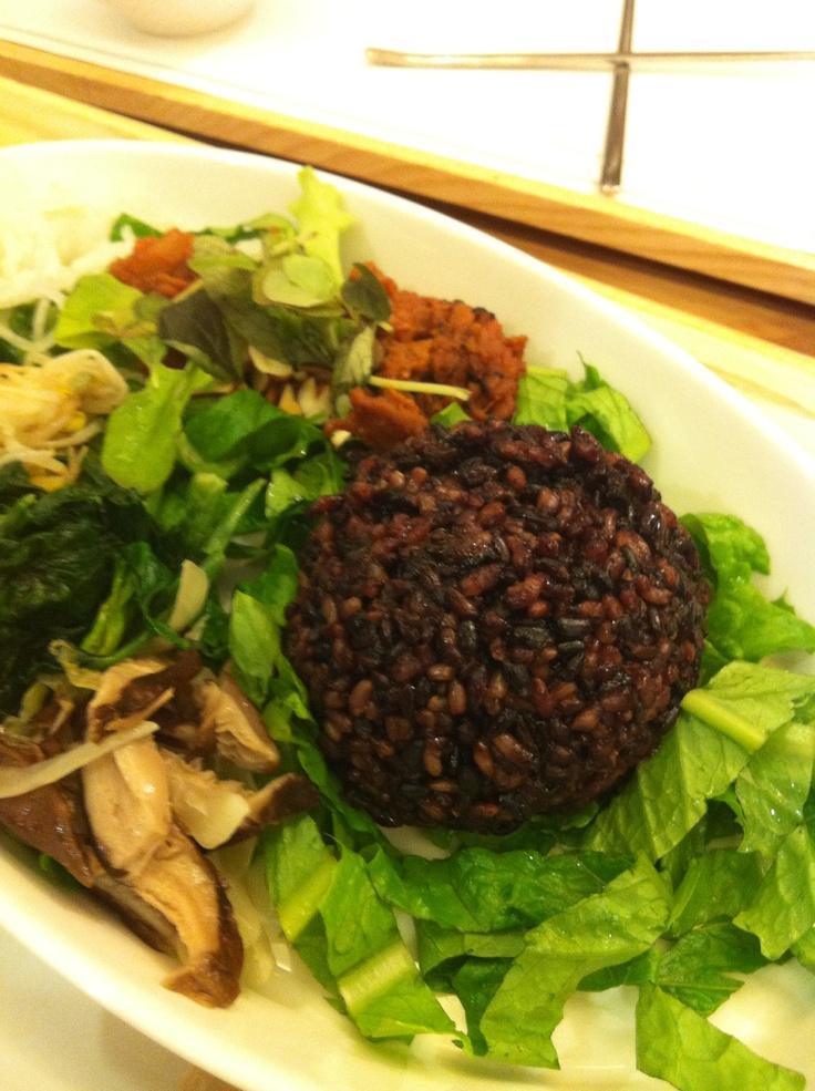 food at south korea