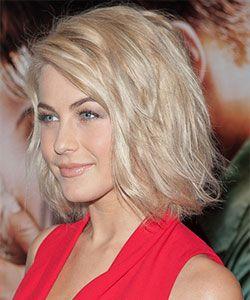 Julianne Hough with wa... Julianne Hough Short Hair Back View