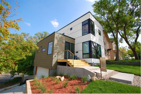 Best 25 modern prefab homes ideas on pinterest prefab modular homes modern modular homes and - Hive modular x line container home in canada ...