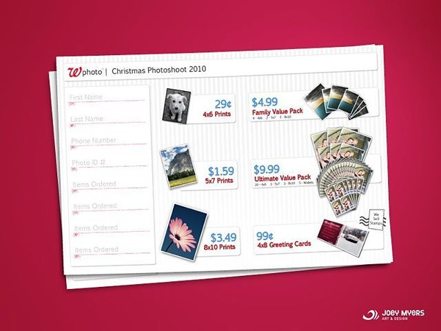 A Long Time Ago One Of My Day Jobs Was As A Photo Technician At Walgreens I Enjoyed Teaching P Custom Photo Cards Christmas Photoshoot Customized Photo Gifts
