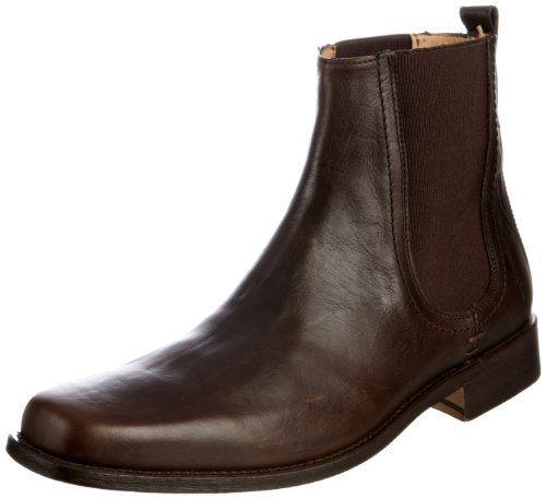FRYE Men's Emmett Chelsea Boot,Chocolate,12 M US - http://authenticboots.com/frye-mens-emmett-chelsea-bootchocolate12-m-us/