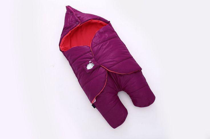newborn envelope Warm Sleeping Bag Kids Prevent The Kick Quilt Baby Blanket Sleeper Children Footed One-Piece Pajamas