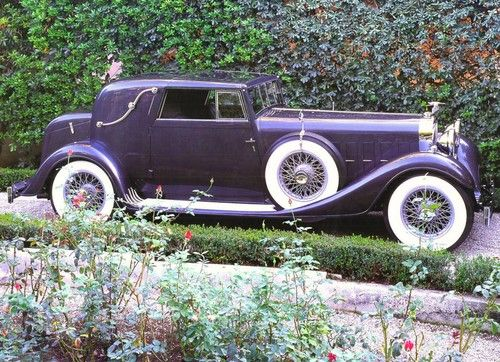 1933 Hispano-Suiza - V12 Coupe De Ville