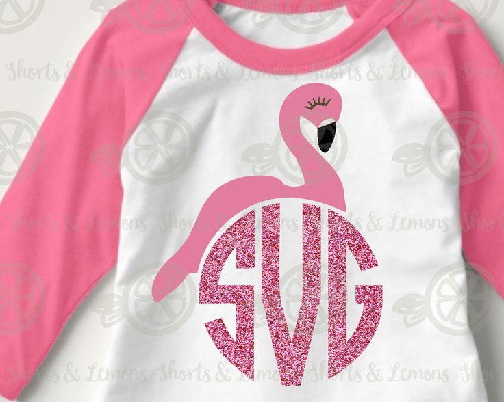 flamingo svg flamingo party little girl svg flamingo shirt