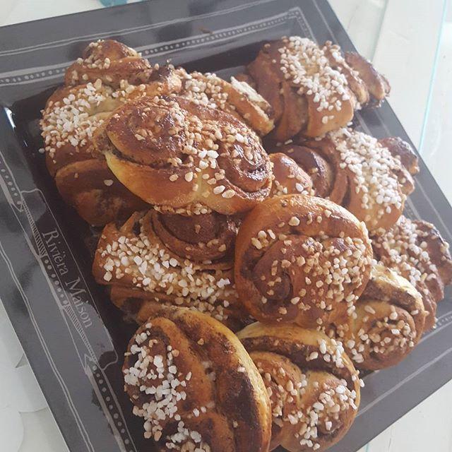 #leivojakoristele #kanelipullahaaste Kiitos @wirpin_herkut