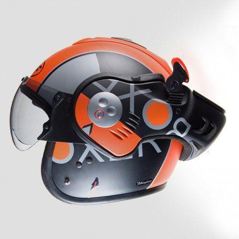 Roof Boxer V8 Graphic Helmet Motorcycles Pinterest