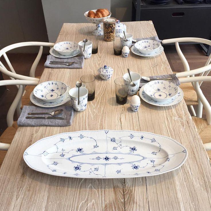 Flotte nyheder #royalcopenhagen #danishdesign #aarhus #conceptstore #denmark #wegner #wishbonechair