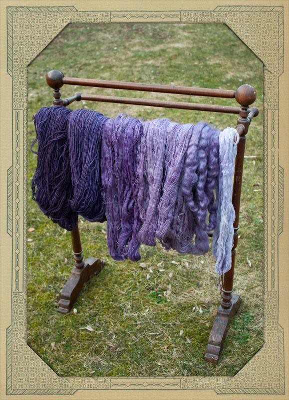 Violetttöne | Wilde-Farben