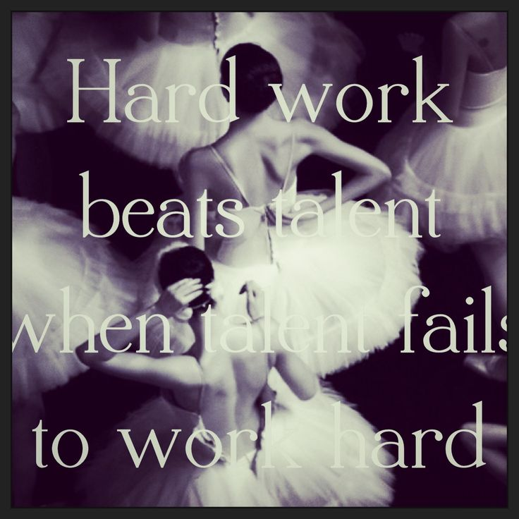 "the ways that hard work beats the talent And its the accumulation of those incremental gains which finally gets there, one way or the other ""hard work beats talent when talent doesn't work hard."