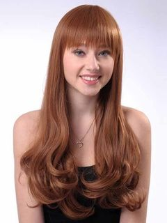 Discount Long Wavy Blonde Synthetic Hair Wig 28 Inches  Original Price: $160.00 Latest Price: $52.99