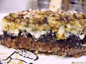 """Вегетарианские и сыроедческие рецепты: Сыроедческий торт """"Наслаждение"""""""