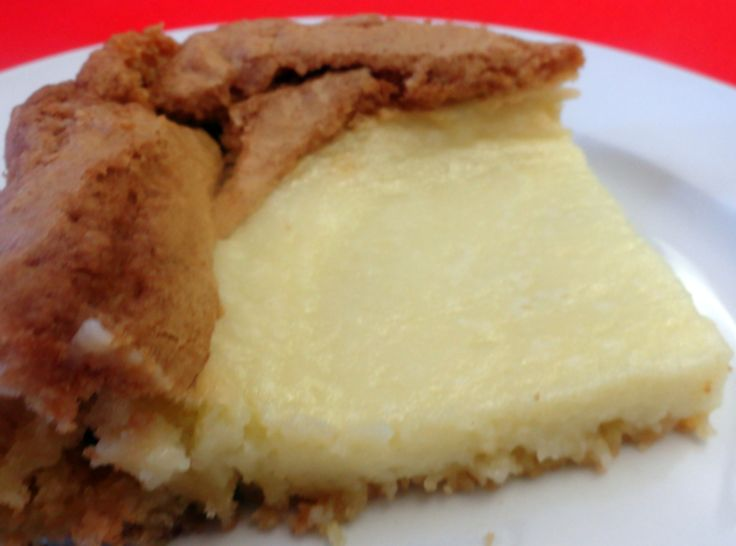 Mom's Gooey Butter Cake:  I've made these before....the recipe is the same and the name as I knew it is CHESS BARS....baked in a 13x9in pan and cut into bars like brownies, these are rich and delicious!