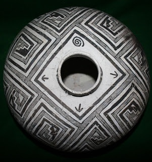 Tularosa Black-on-WhiteTularosa Black On Whit, Tularosa Blackonwhit, Tularosablackonwhit, Pueblo Pottery
