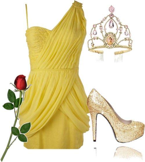 Guide on Disney Princess Halloween Costume Ideas: Belle