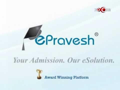 ePravesh.com is an award winning online admission platform for school,colleges, university