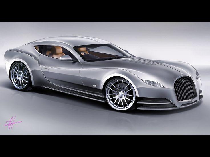 Morgan Concept Car.... ouu baby