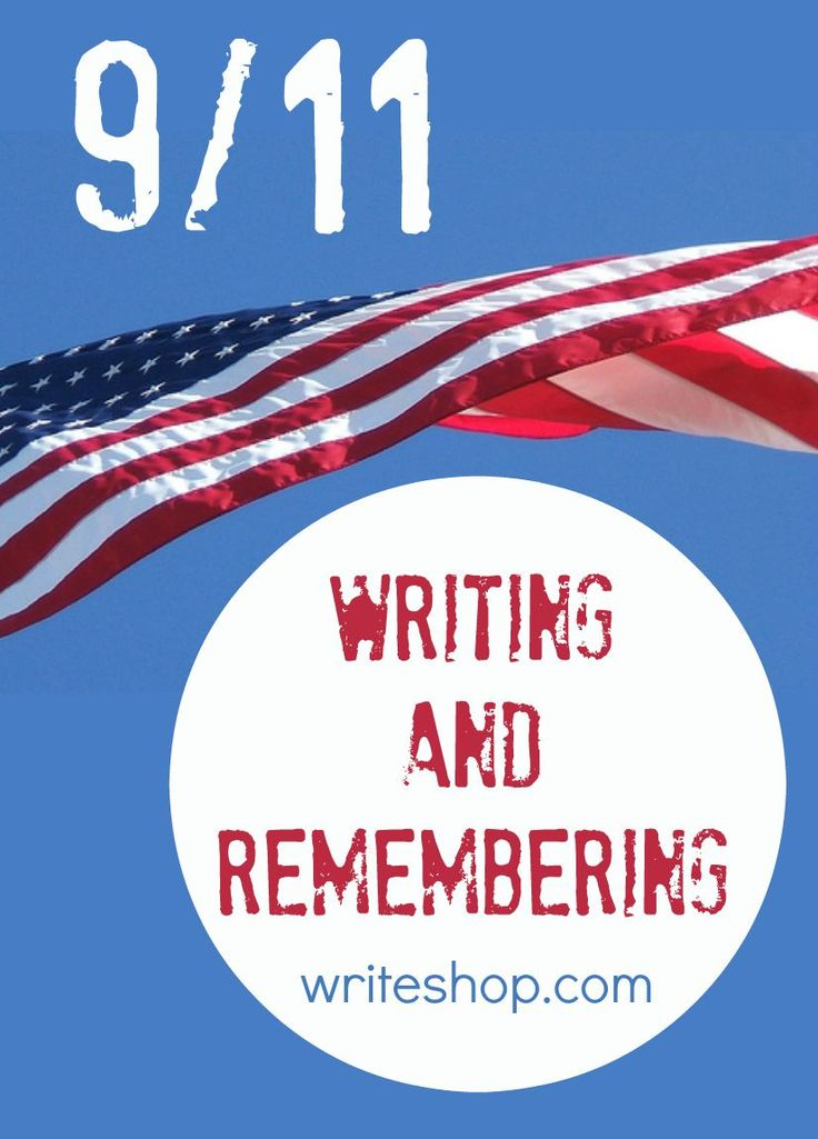 Students can write a short essay or journal entry about the events of September 11, 2001. Here are a few writing prompts about 9/11 to get them started.