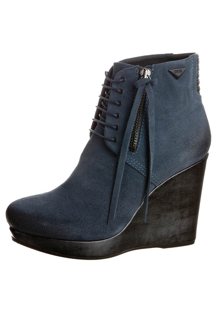 I love these Diesel wedges at Zalando.co.uk