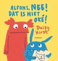 Alfons, nee! Dat is niet oke!