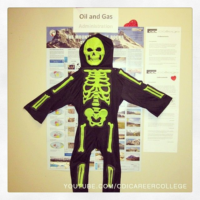 oil an gas administration program halloween wall decoration at cdi college in calgary alberta