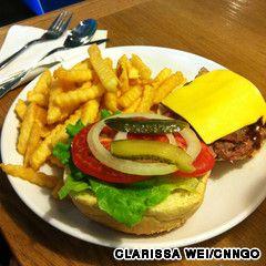 #Shanghai best budget Western restaurants