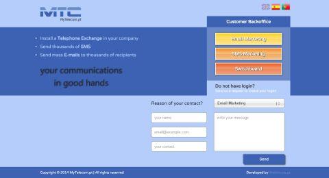 Projeto MyTelecom.pt   Webhouse.pt