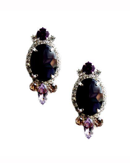 Queen of Versailles Earrings - JewelMint