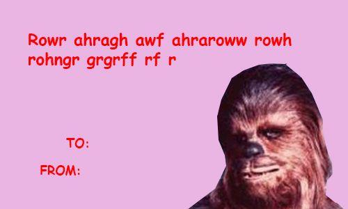Star Wars Valentines Funny Junk Pinterest Valentines Funny