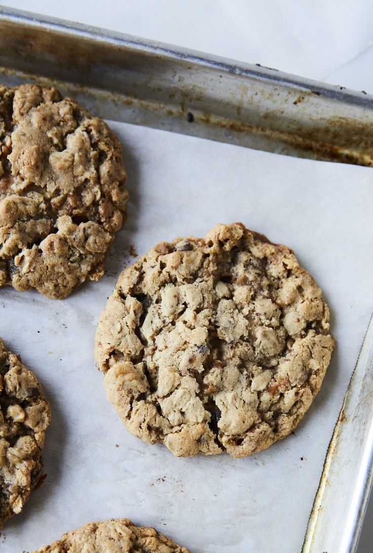 Tara O'Bradys Oatmeal Cookies   Herriott Grace
