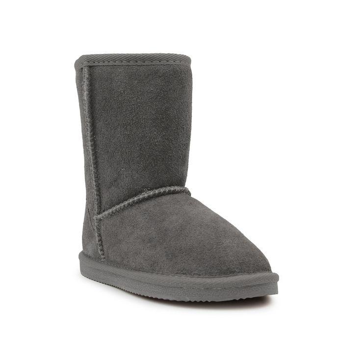 LAMO Classic Toddler Girls' Boots, Girl's, Size: 10 T, Dark Grey