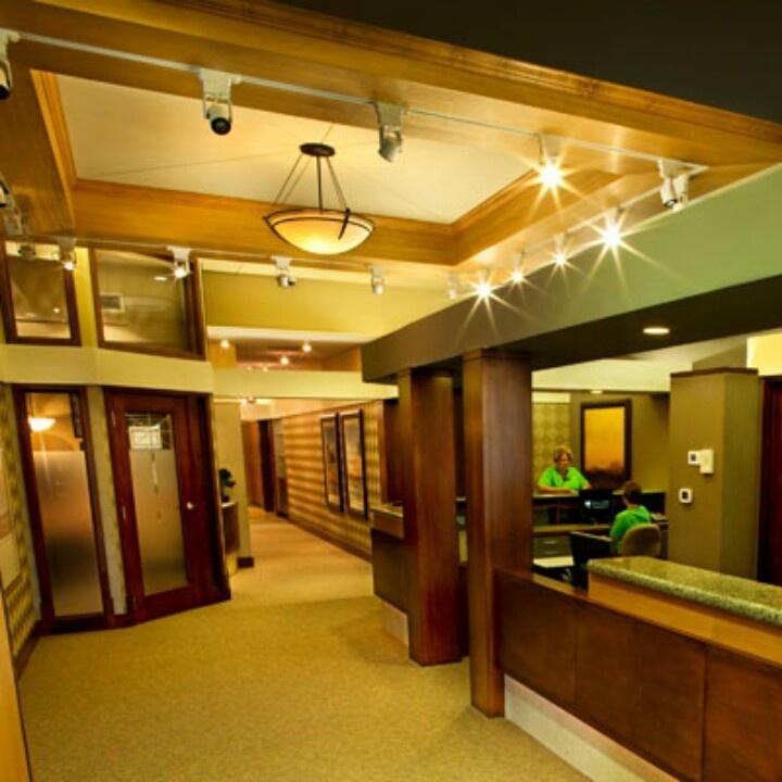 26 best modern dental office images on pinterest design for Medical office design