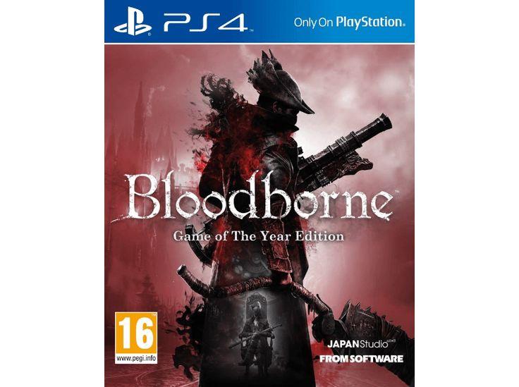 génial Bloodborne GOTY en solde MEDIAMARKT en news PS4