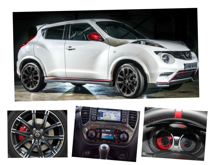 New car lease - June 2014 - Nissan Juke Nismo, Zoom! Zoom!