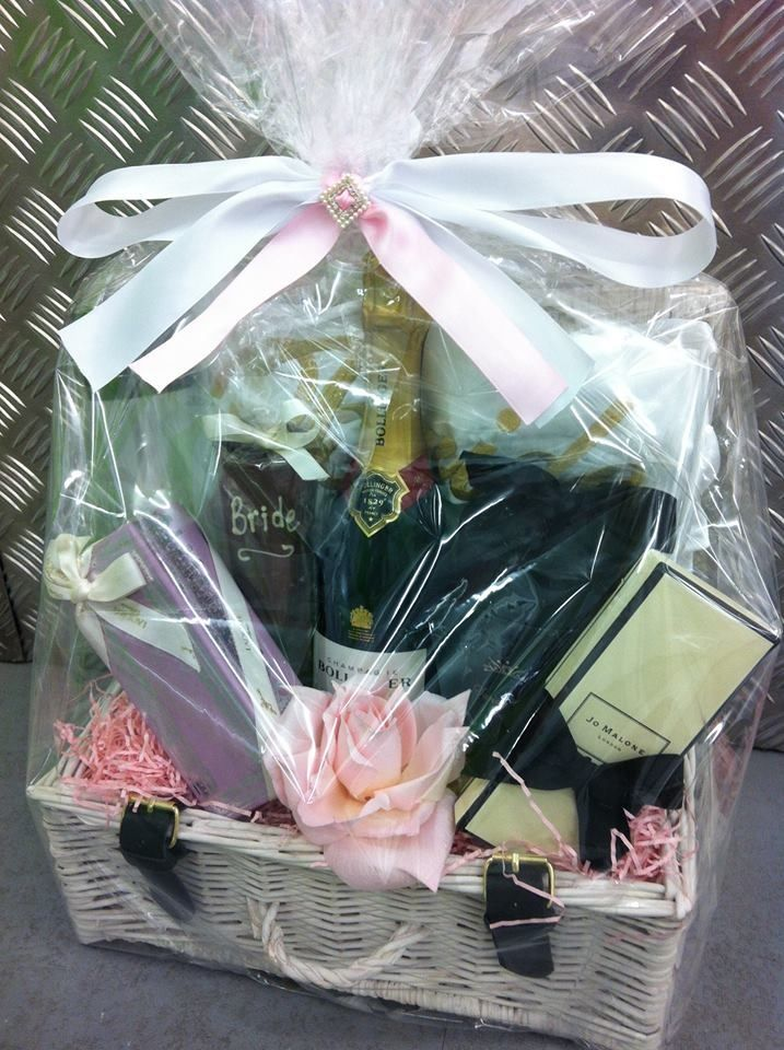 Wedding Hamper - #bride #wedding #hamper by Beau - www.thegiftconcierge.co.uk