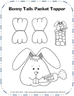 50 best bag topper images on pinterest bag toppers gift bags an easter gift for our year 7 buddies negle Images