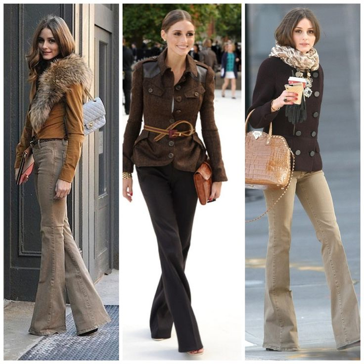 Flared pants- really into this for fall!!