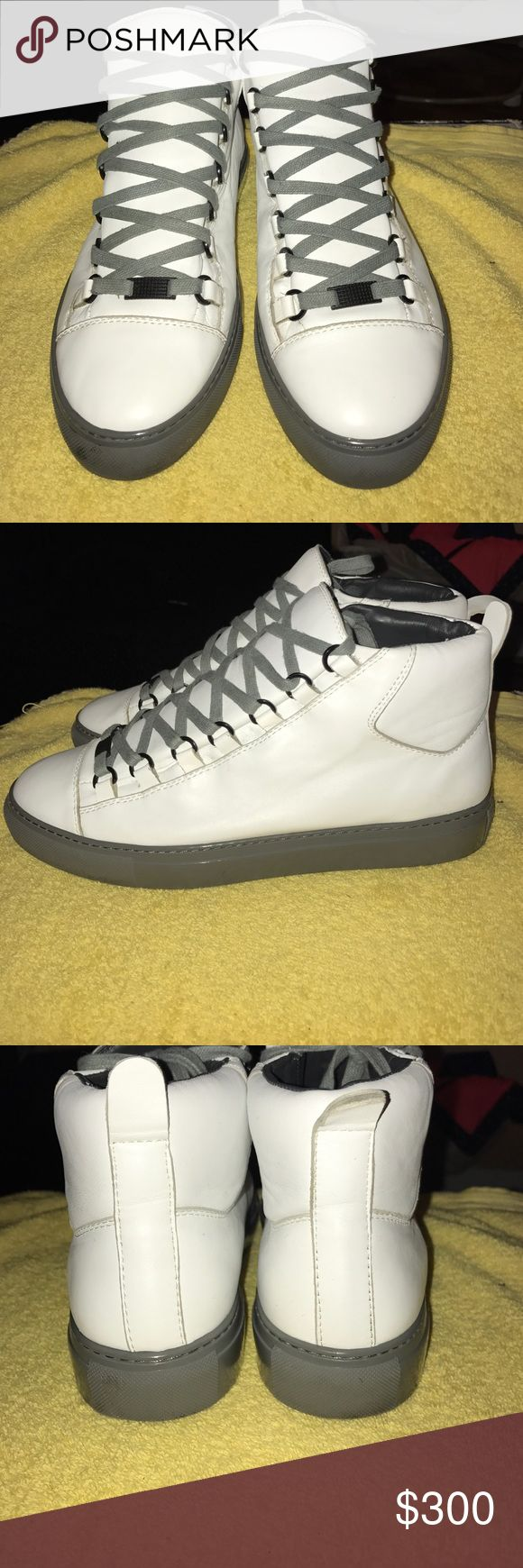 Lyst - Balenciaga Sneakers - Men's High & Low Top Shoes