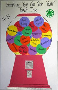 17 Best images about 4-H Posters on Pinterest   Banner ideas ...