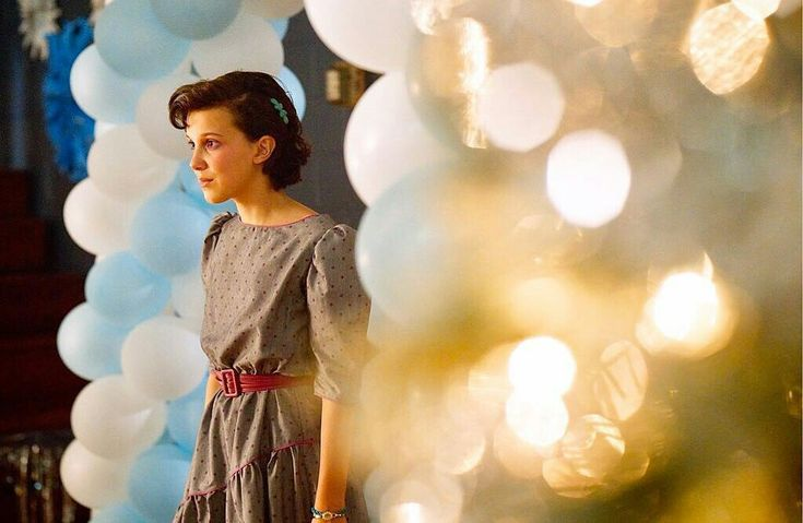 Stranger Things Eleven|Jane Hopper Millie Bobby Brown